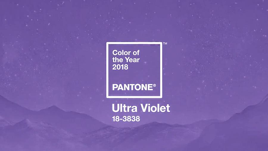 2018年のトレンドカラー