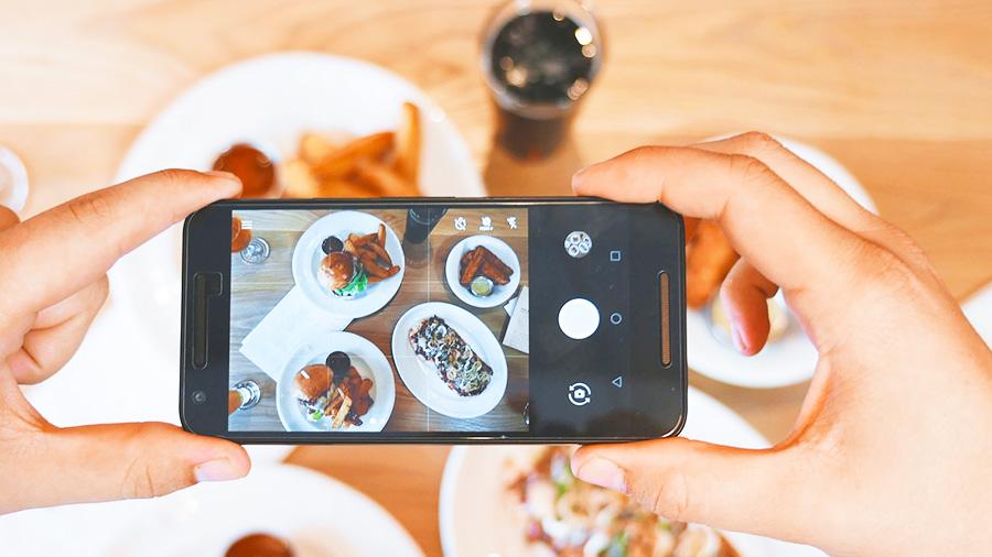 インスタ映え カメラアプリ